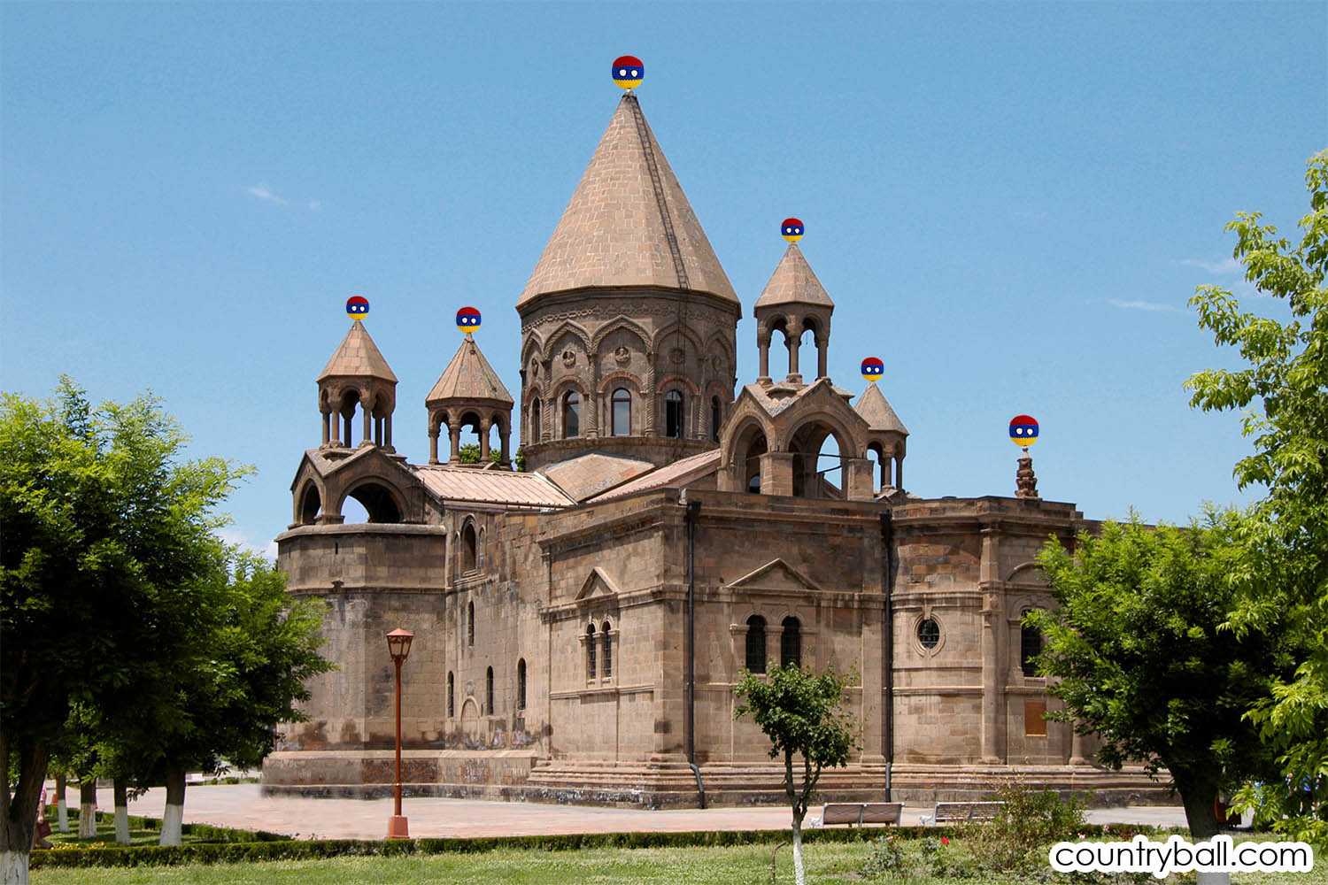The Oldest Church of Armenia