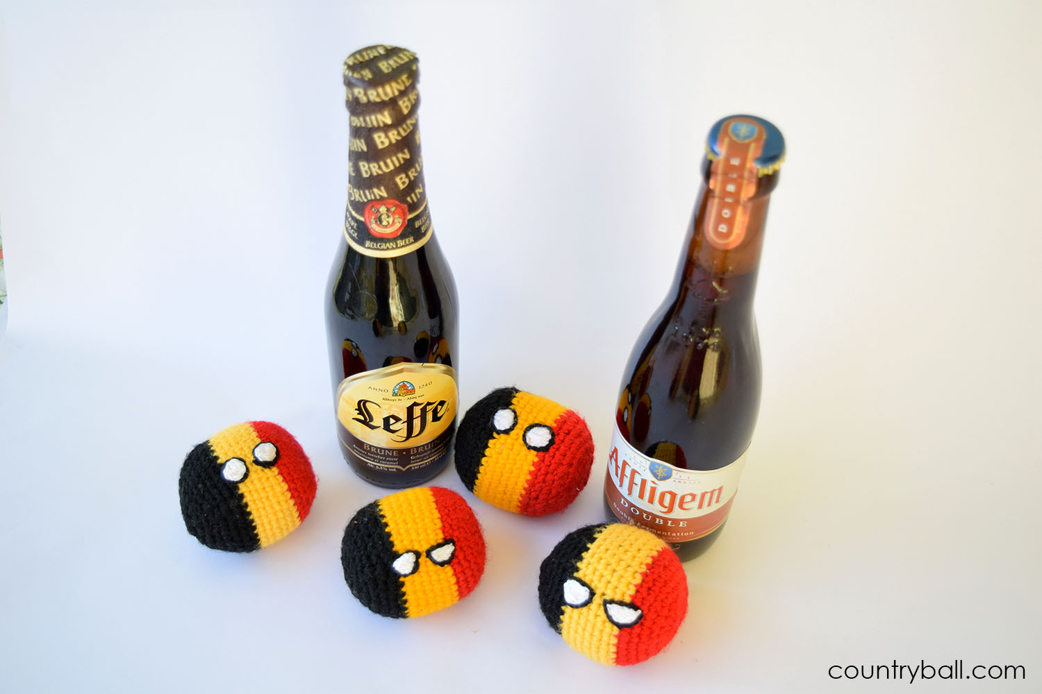 Belgiumball with some Belgian Beer
