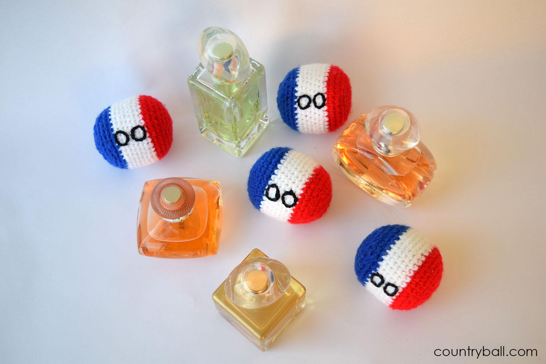 Franceball's Perfume Collection