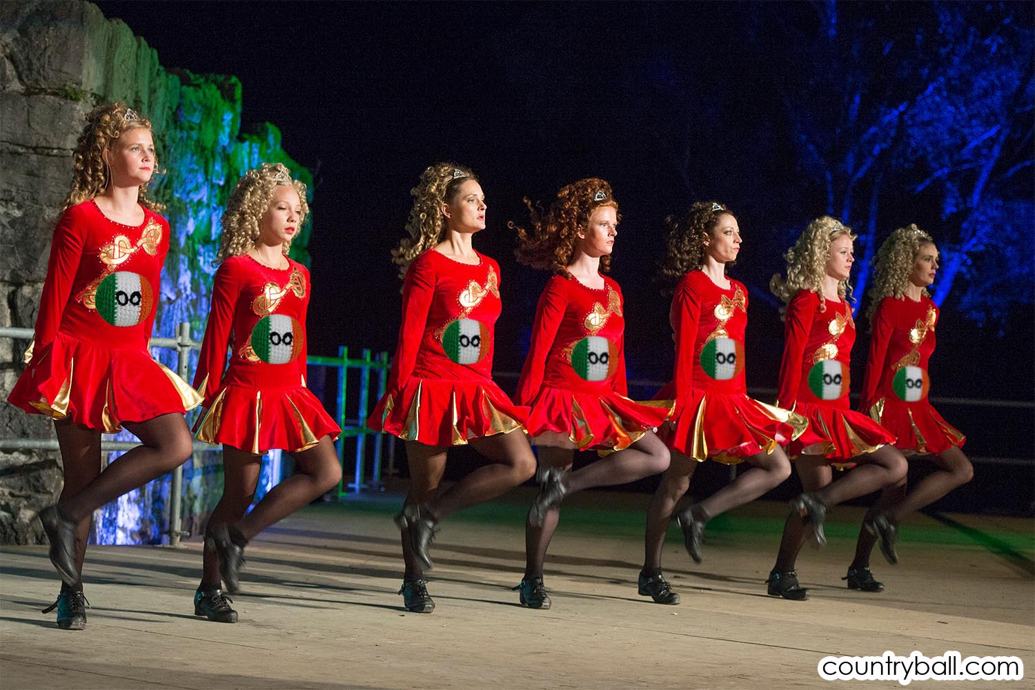 Irish Dance Troup
