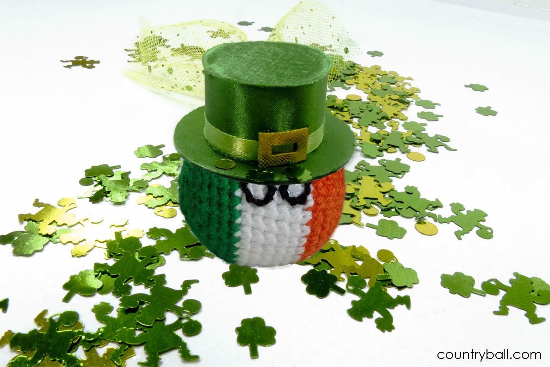 St. Irelandball Patrick