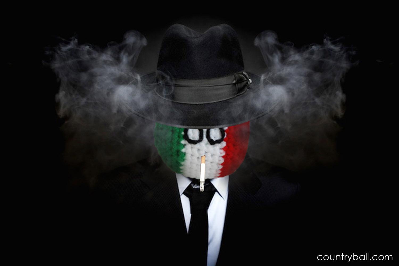 Italyball, the Mafioso