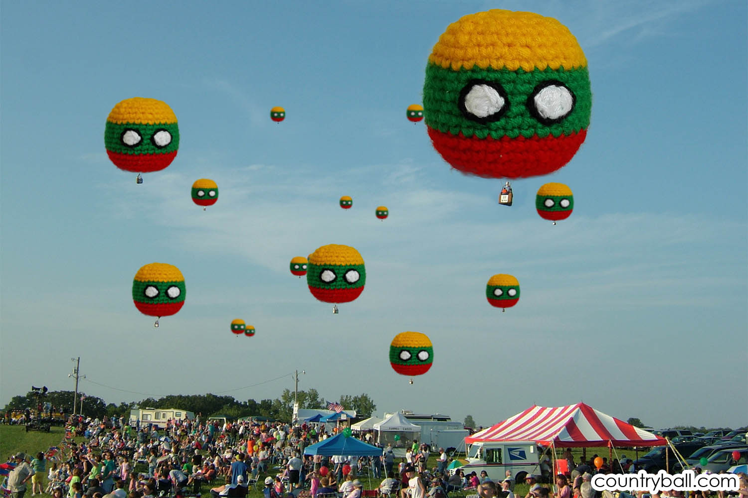 Lithuaniaball Ait Balloons