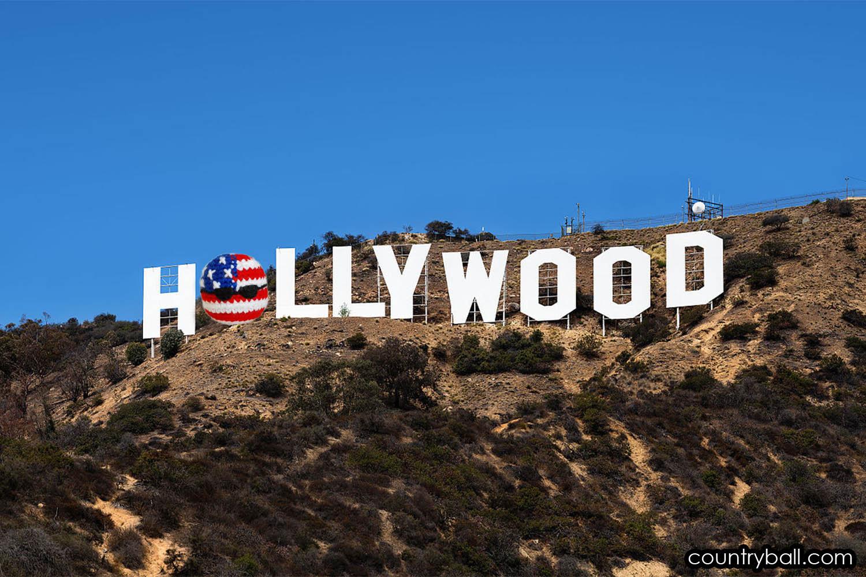 Hollywood with USABall