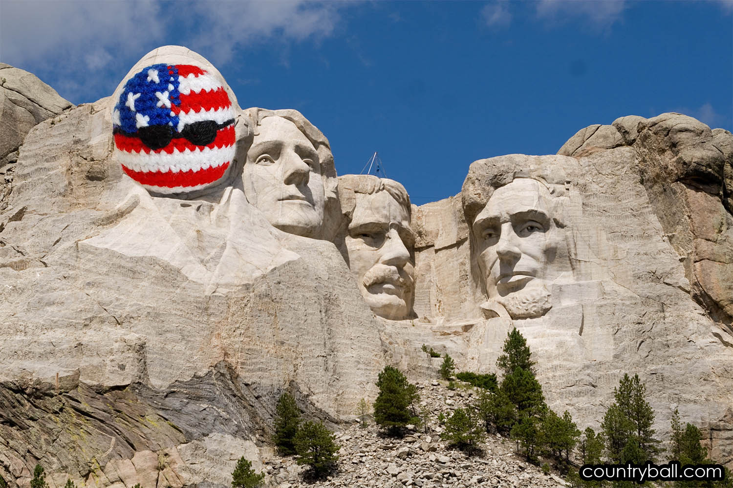 Mt Rushmore of USABall
