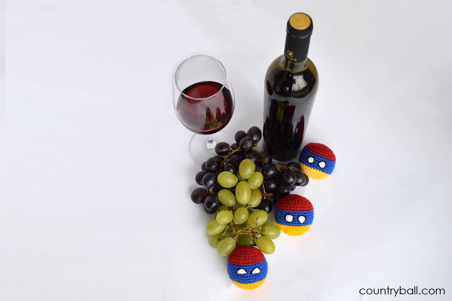 Armeniaball Drinking Wine