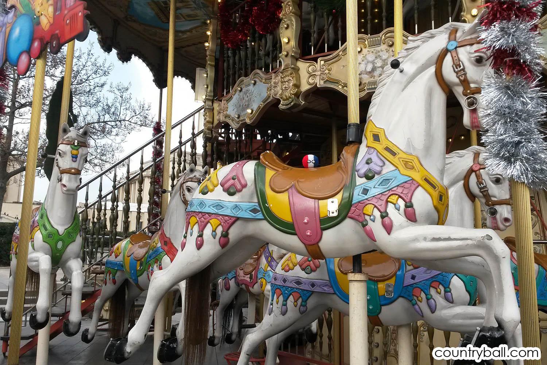 Franceball loves the Carousel