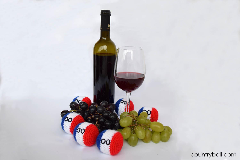 Franceball Loves Wine