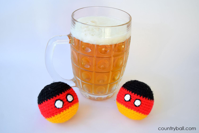 Germanyball loves Beer