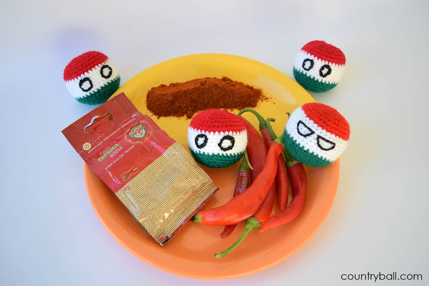 Hungaryballs and Paprika
