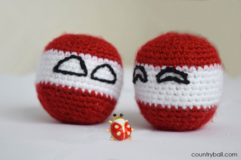Latviaballs Love Ladybug