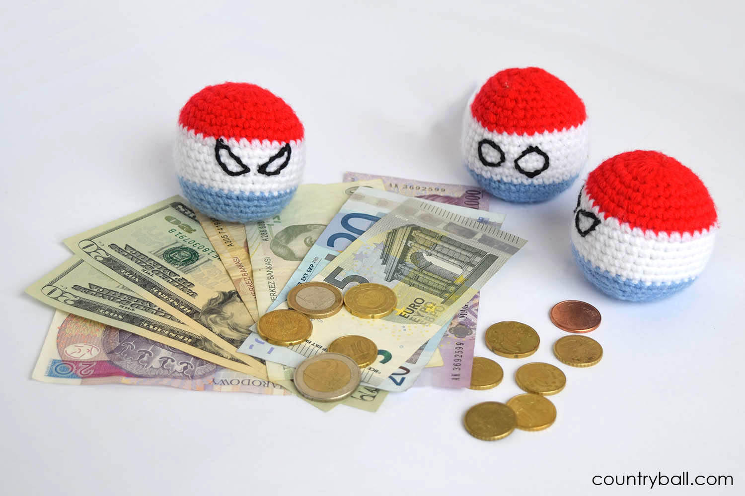 Luxembourgball Takes Care of the Money