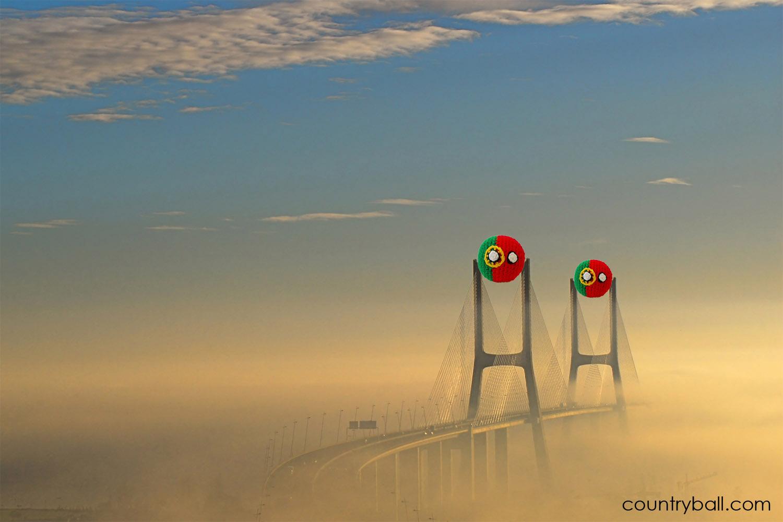 Vasco da Gama - the Longest Bridge in Europe