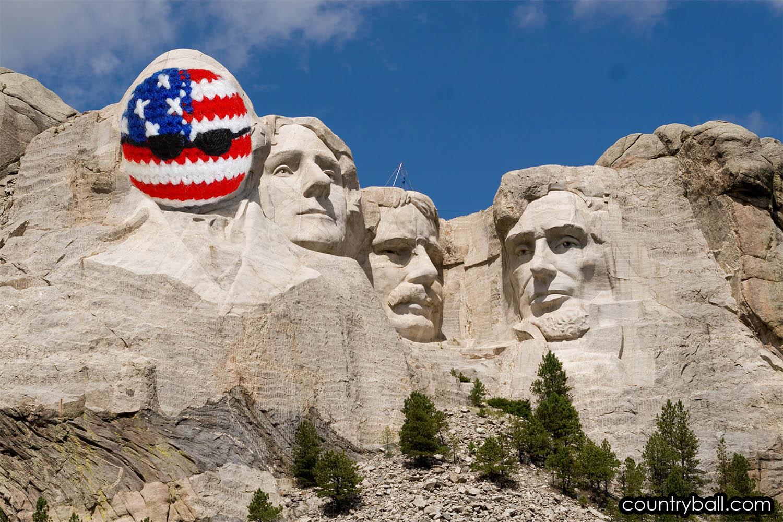 Mt Rushmore of USABall